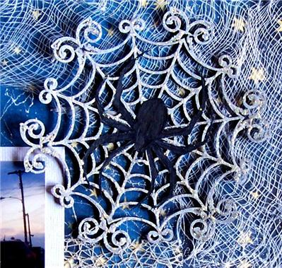 Caught in my Web detail 1
