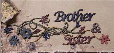 Brother and Sister detail 3