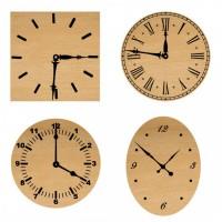 clock wood-600x600