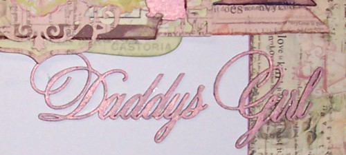 Daddys Girl close up 3