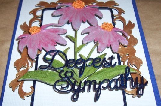 sympathy card close up 1